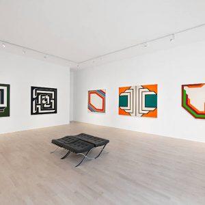 Imre Bak: Works 1967 - 1981 @The Mayor Gallery, London  - GalleriesNow.net