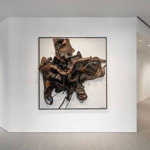 Art of Defiance: Radical Materials @Michael Rosenfeld Gallery, New York  - GalleriesNow.net