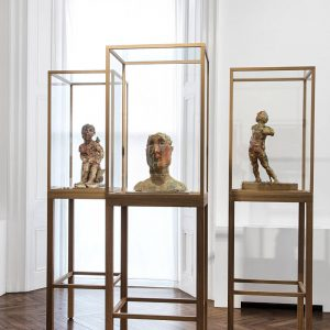 Markus Lüpertz: Dans l'Atelier @Michael Werner Gallery, Mayfair, London  - GalleriesNow.net