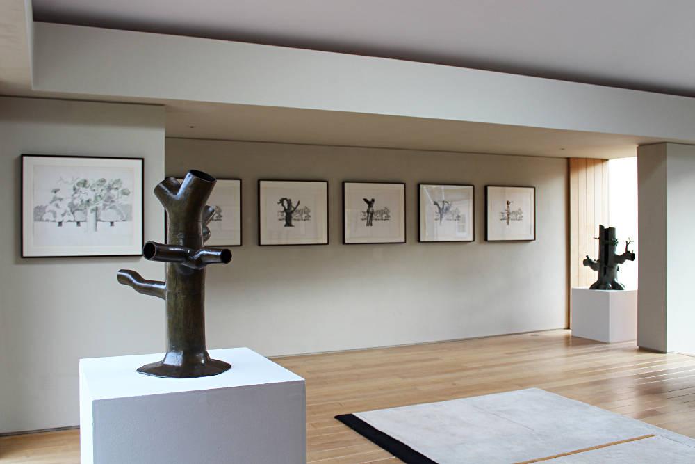 New Art Centre Kenneth Armitage 2