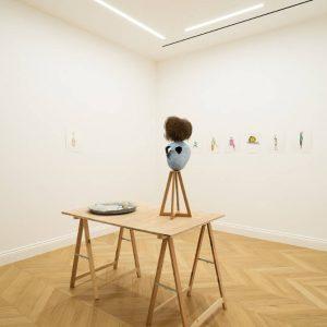 Recent Works by Michele Ciacciofera @Senesi Contemporanea, London  - GalleriesNow.net