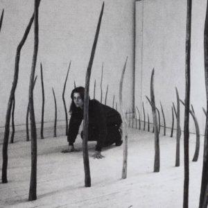 Rosemarie Castoro: Wherein Lies the Space @Galerie Thaddaeus Ropac, Marais, Paris  - GalleriesNow.net