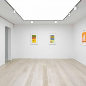Etel Adnan: Elsewhere @Alan Cristea Gallery, London  - GalleriesNow.net