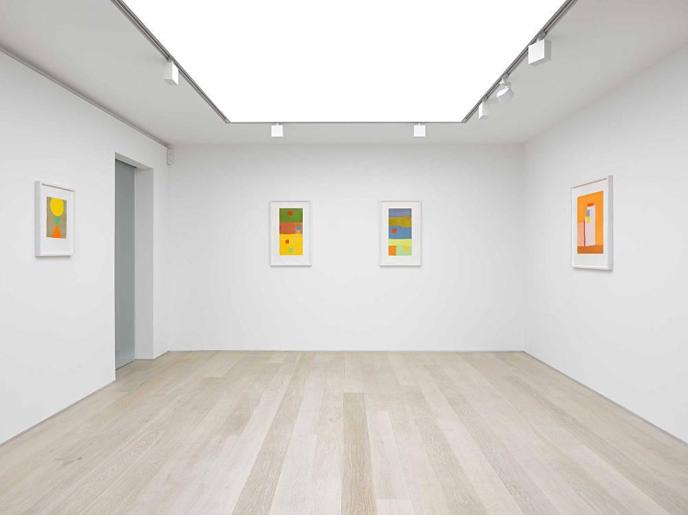 Alan Cristea Gallery Etel Adnan 1