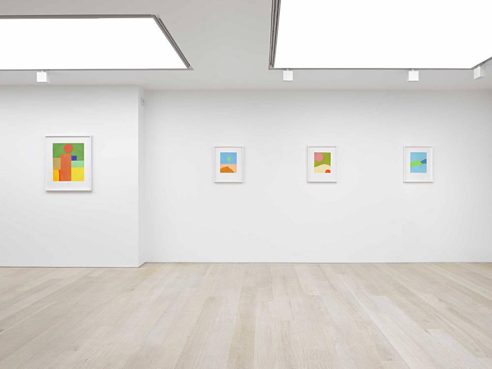 Alan Cristea Gallery Etel Adnan 2