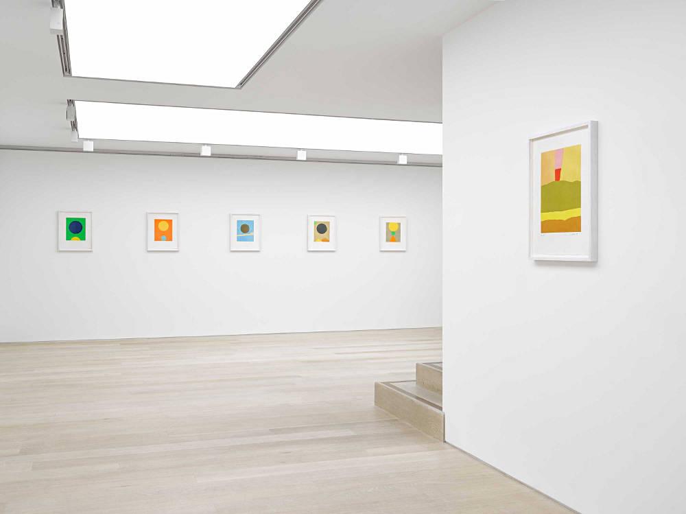 Alan Cristea Gallery Etel Adnan 3