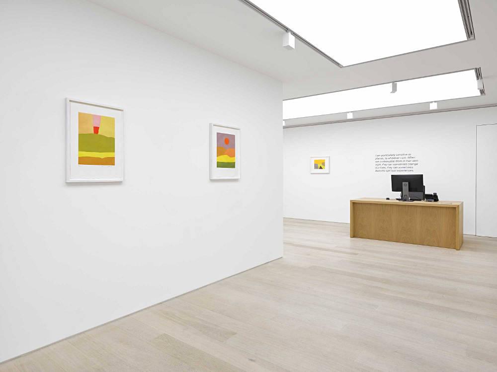 Alan Cristea Gallery Etel Adnan 4