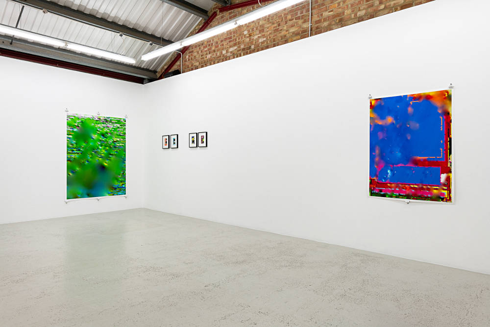 Annka Kultys Gallery Aaron Scheer 2