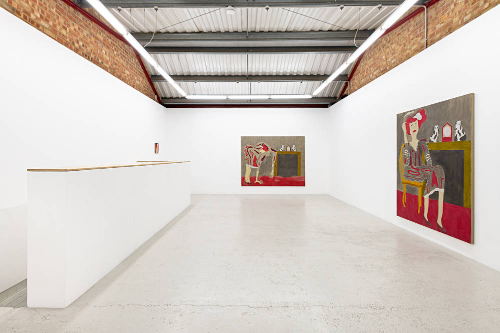 Annka Kultys Gallery Dominic Dispirito 2019 1