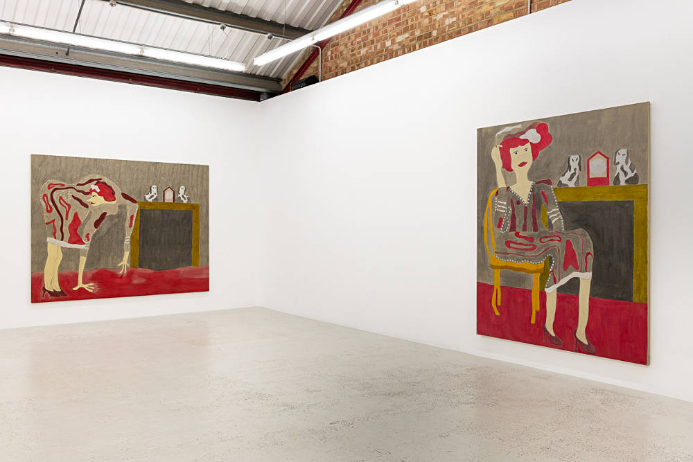 Annka Kultys Gallery Dominic Dispirito 2019 4