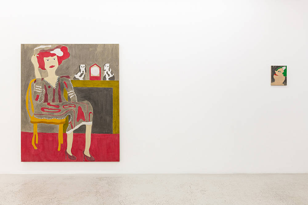 Annka Kultys Gallery Dominic Dispirito 2019 5