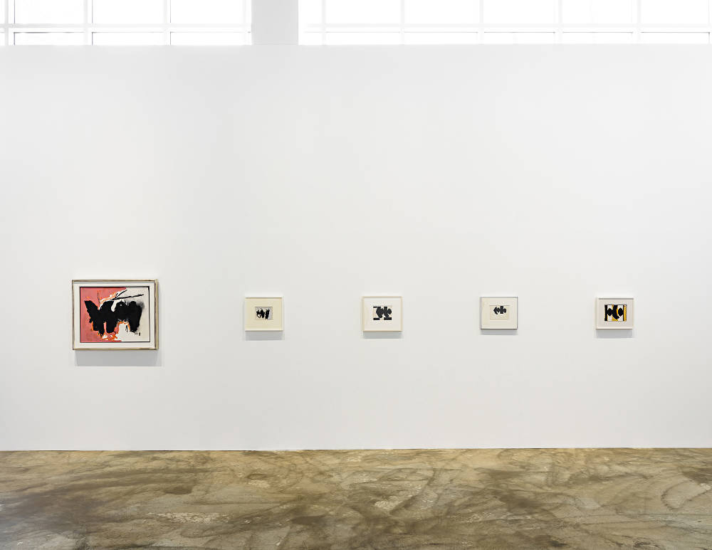 Barakat Contemporary Robert Motherwell 4