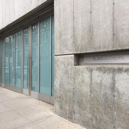 Herbert Zangs @Blain|Southern, New York  - GalleriesNow.net