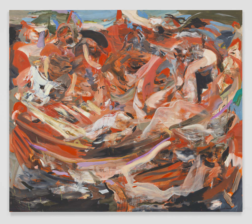 Cecily Brown Thomas Dane Naples