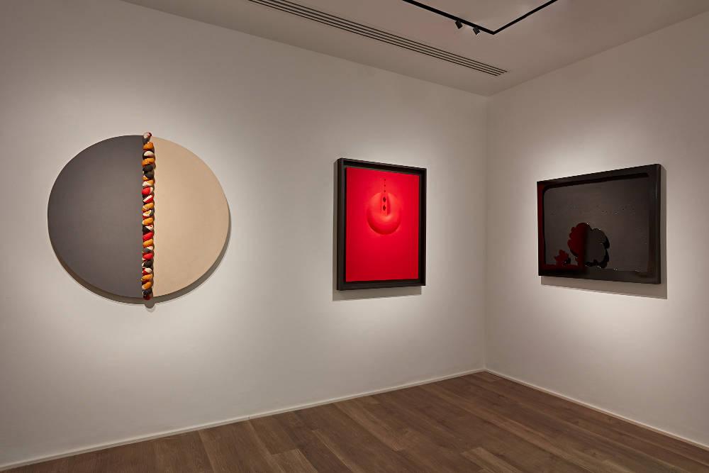 Cortesi Gallery London Jorge Eielson 1