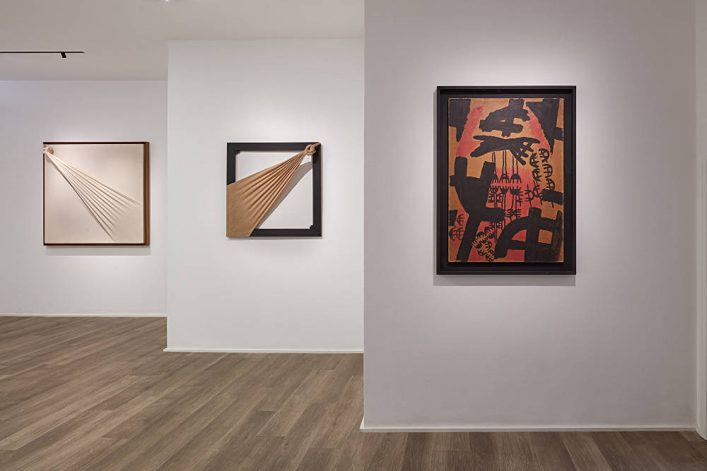 Cortesi Gallery London Jorge Eielson 7