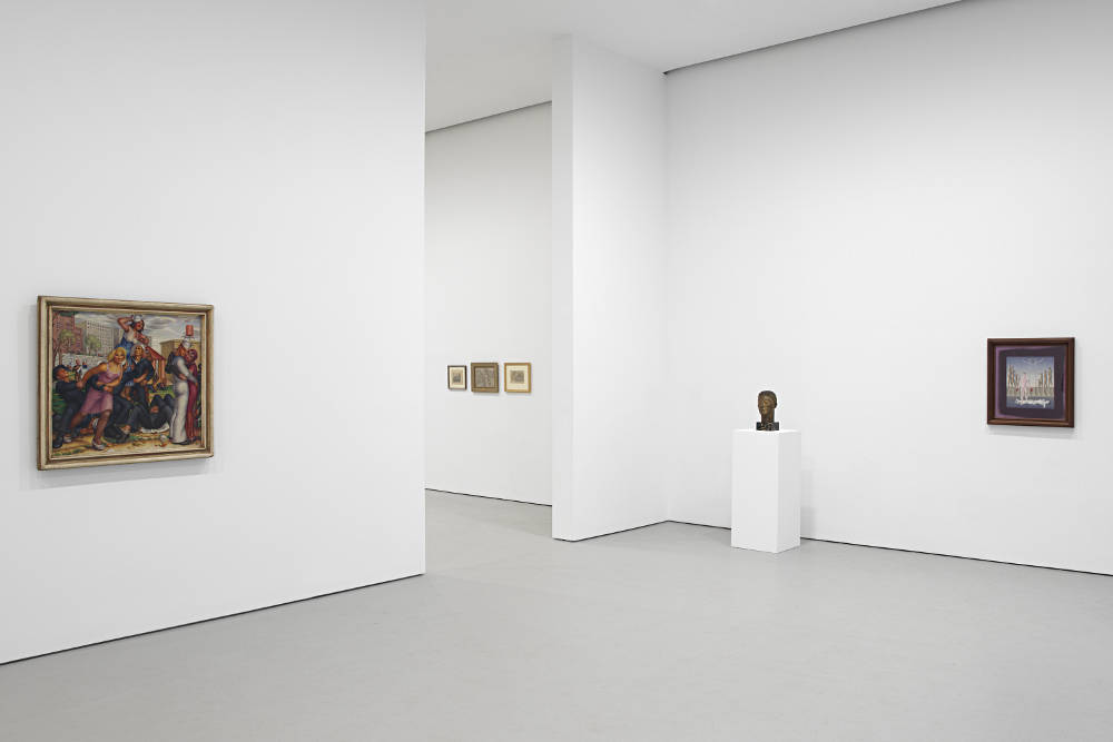 David Zwirner 19th St The Young and Evil 3