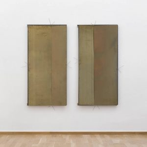Luciano Fabro - Carlo Guaita - John Murphy - Gianni Caravaggio @Galerie Bernard Bouche, Paris  - GalleriesNow.net