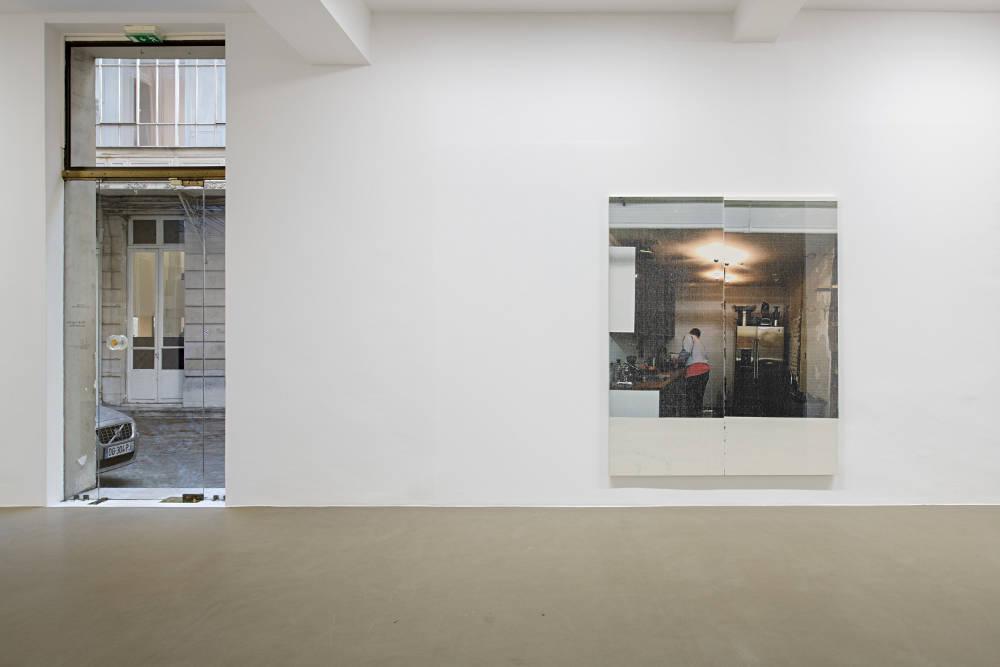 Galerie Chantal Crousel Wade Guyton 1