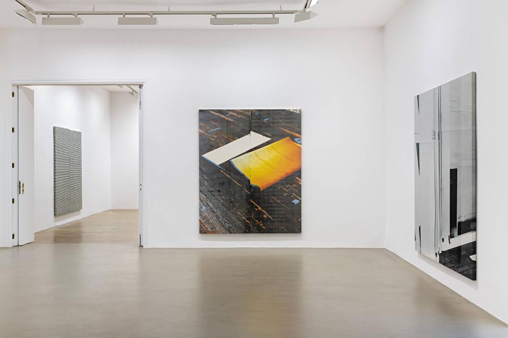 Galerie Chantal Crousel Wade Guyton 2