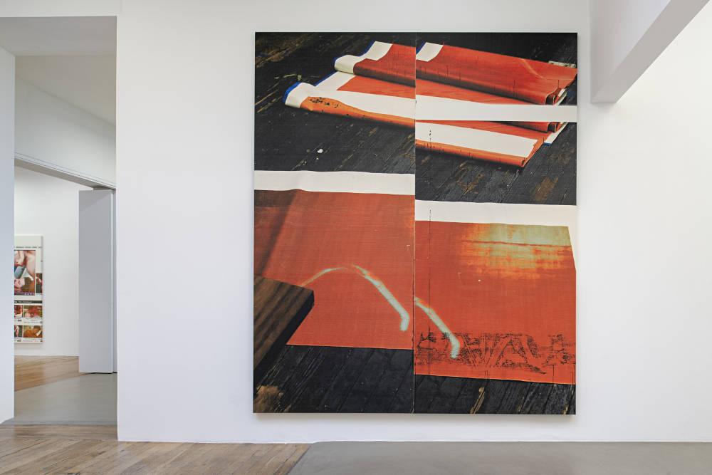 Galerie Chantal Crousel Wade Guyton 4
