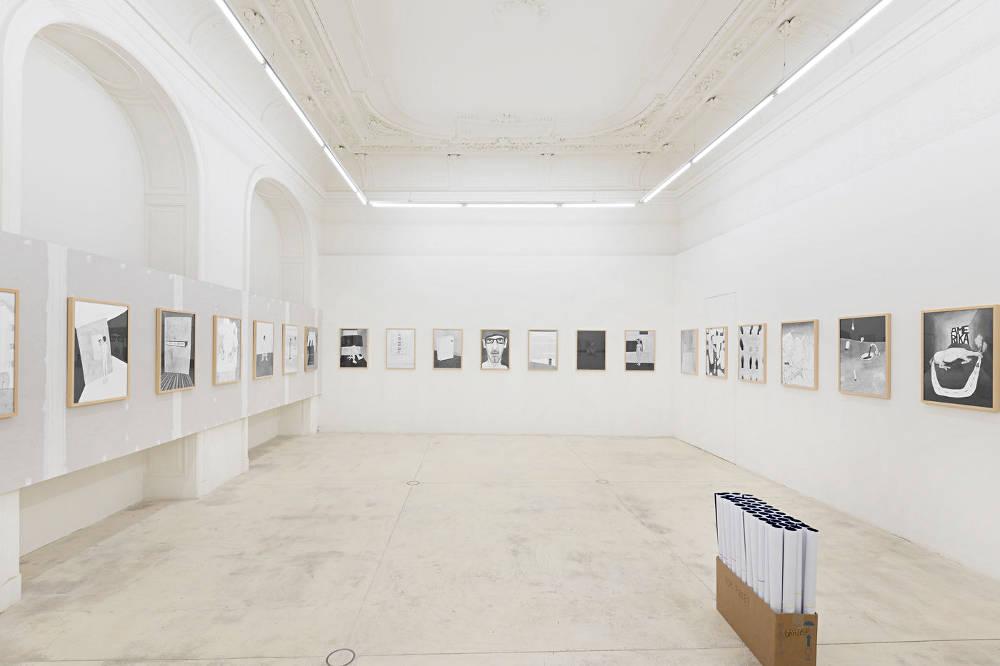 Galerie Krinzinger Werner Reiterer 1