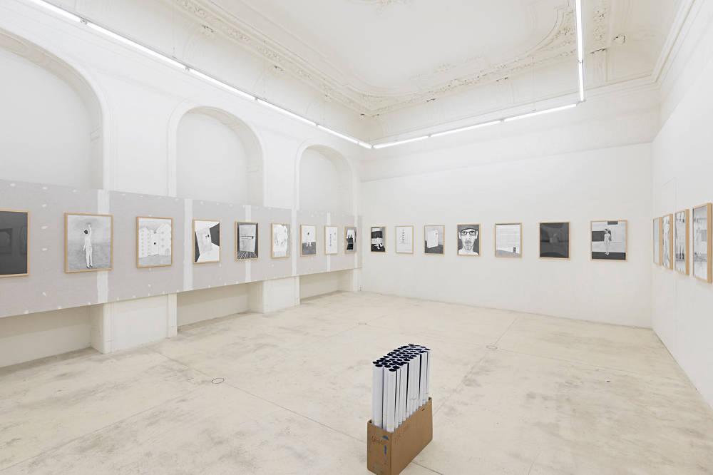 Galerie Krinzinger Werner Reiterer 2