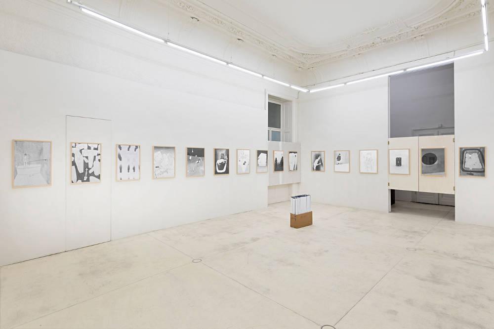 Galerie Krinzinger Werner Reiterer 3