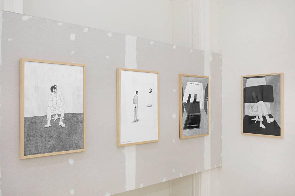 Galerie Krinzinger Werner Reiterer 4