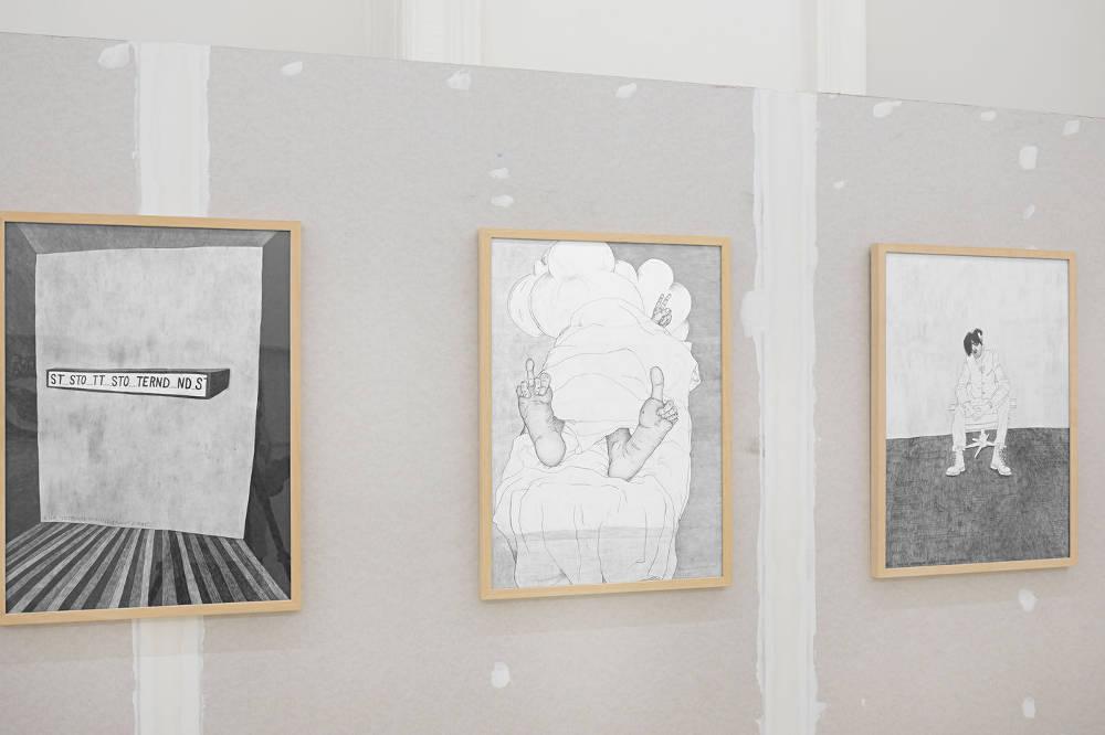 Galerie Krinzinger Werner Reiterer 5