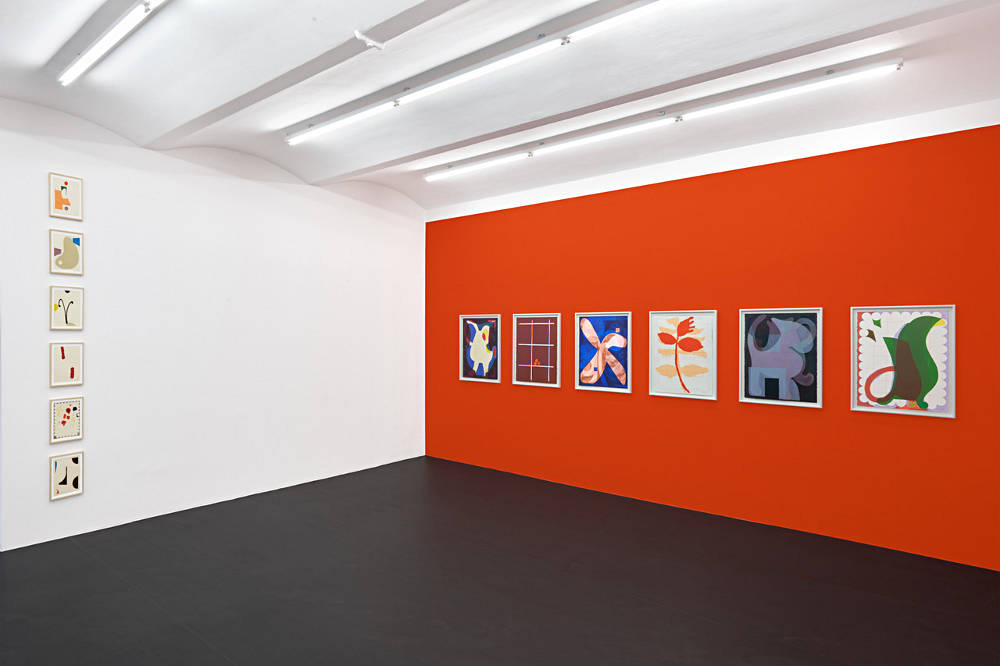 Galerie Meyer Kainer Ulrike Muller 6