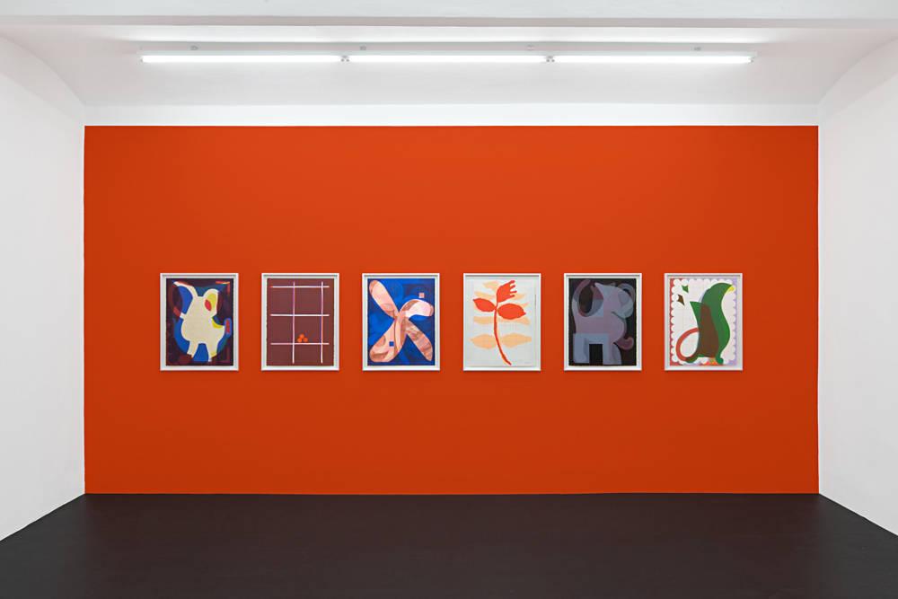 Galerie Meyer Kainer Ulrike Muller 7