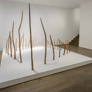 Rosemarie Castoro: Wherein Lies the Space @Galerie Thaddaeus Ropac, Marais, Paris  - GalleriesNow.net