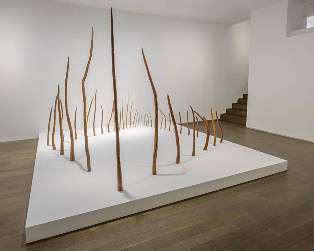 Galerie Thaddaeus Ropac Marais Rosemarie Castoro 1