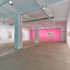 Gladys Nilsson: Unencumbered @Hales, London  - GalleriesNow.net