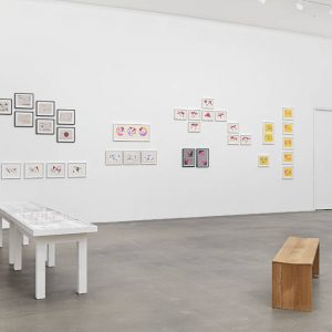 Geta Brătescu: The Power of the Line @Hauser & Wirth Savile Row, London  - GalleriesNow.net