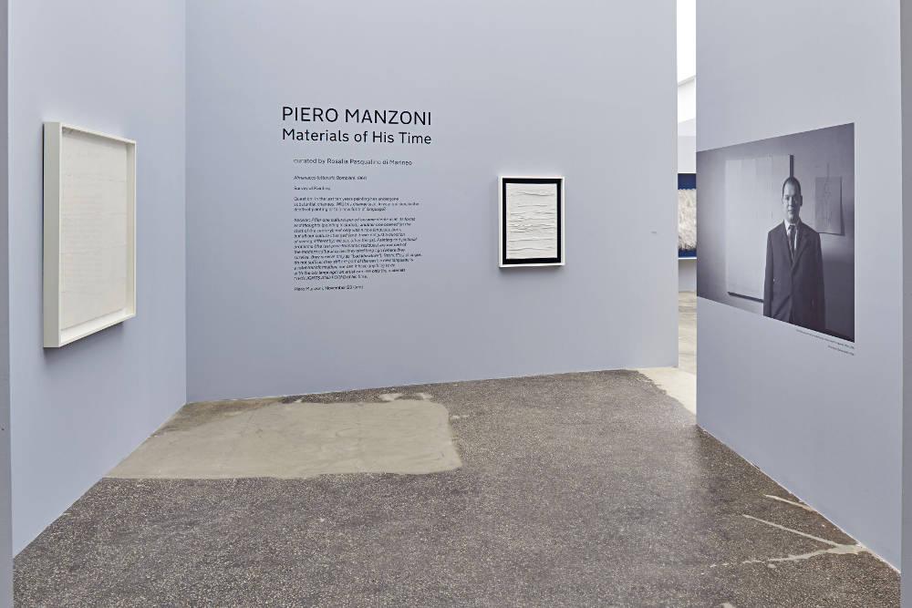 Hauser Wirth Los Angeles Piero Manzoni 2