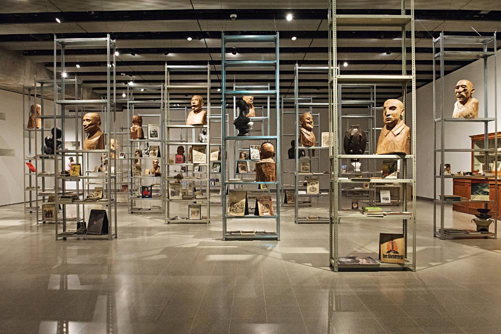 Hayward Gallery Kader Attia 3