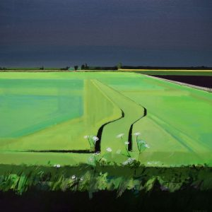 Fred Ingrams: Edge of Landscape @Nick Holmes FINE ART, London  - GalleriesNow.net