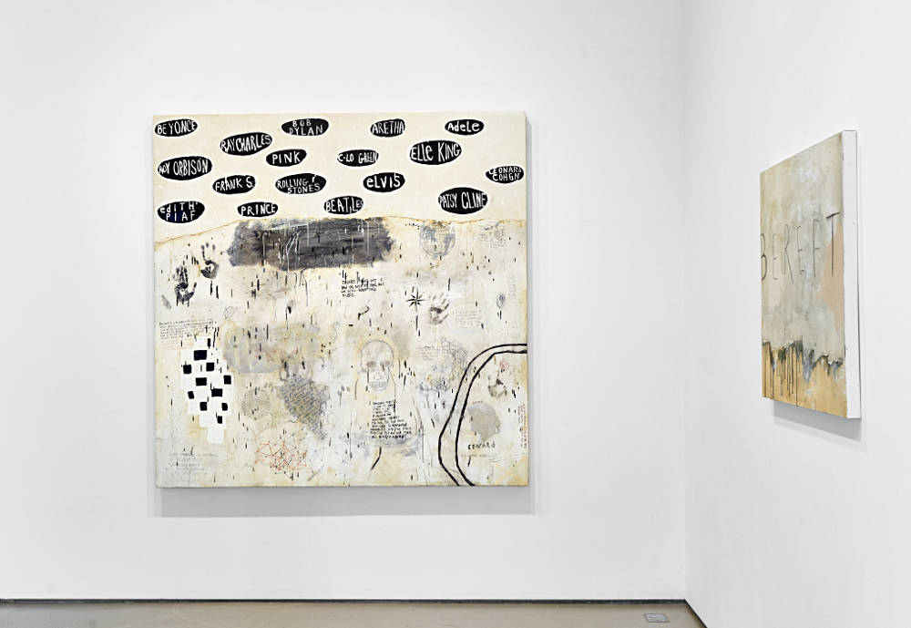 Jane Lombard Gallery Squeak Carnwath 2