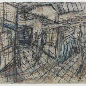 Leon Kossoff: Everyday London @Timothy Taylor, New York  - GalleriesNow.net