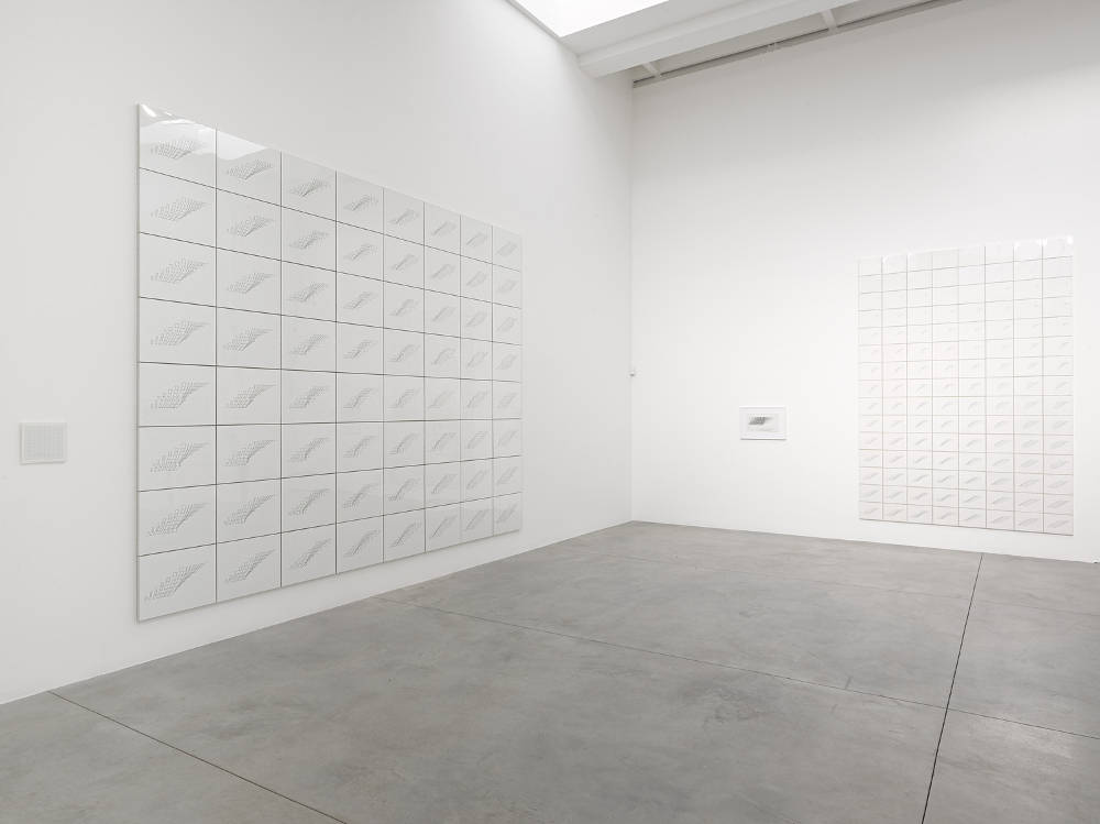 Lisson Gallery London Channa Horwitz 1
