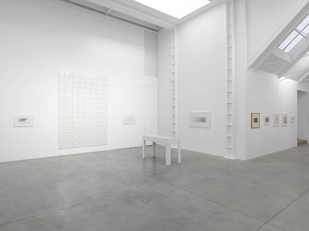 Lisson Gallery London Channa Horwitz 2