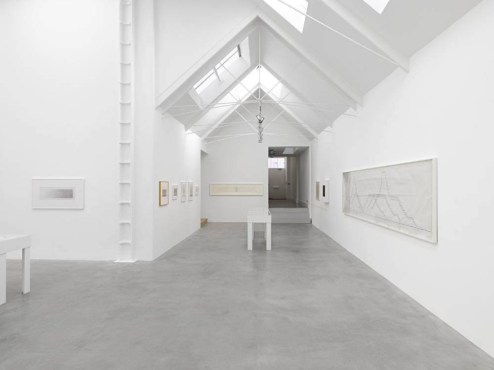 Lisson Gallery London Channa Horwitz 3