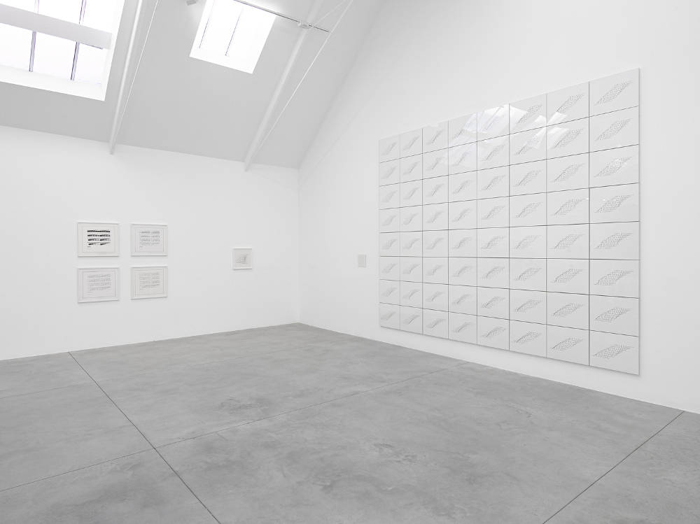 Lisson Gallery London Channa Horwitz 4