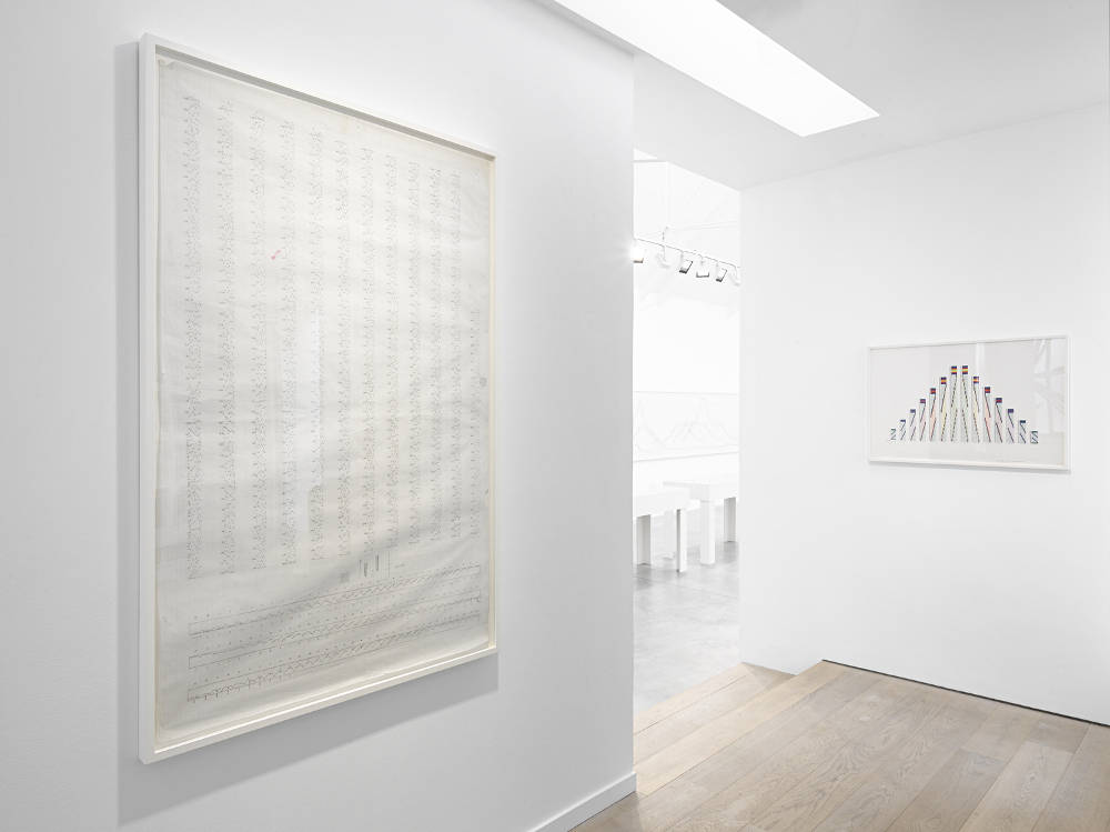 Lisson Gallery London Channa Horwitz 5