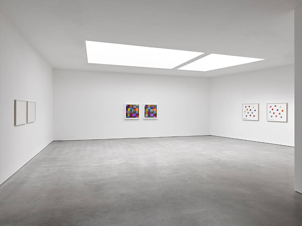 Lisson Gallery London Spencer Finch 1