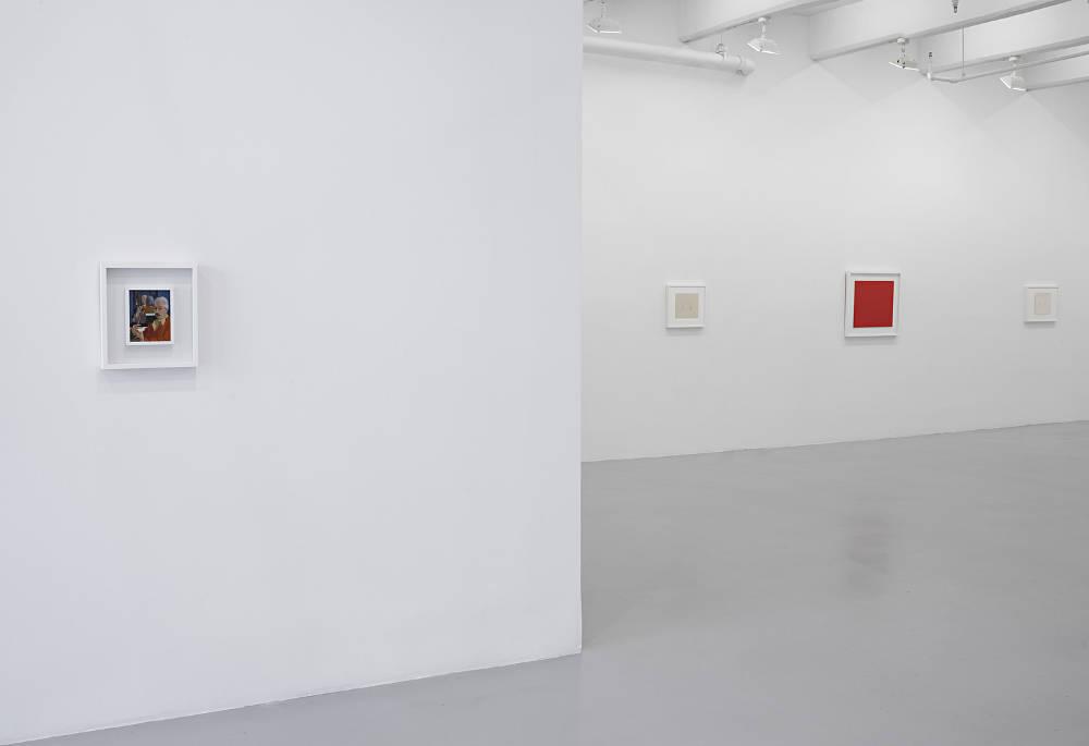 Lisson Gallery New York Antonio Calderara 1