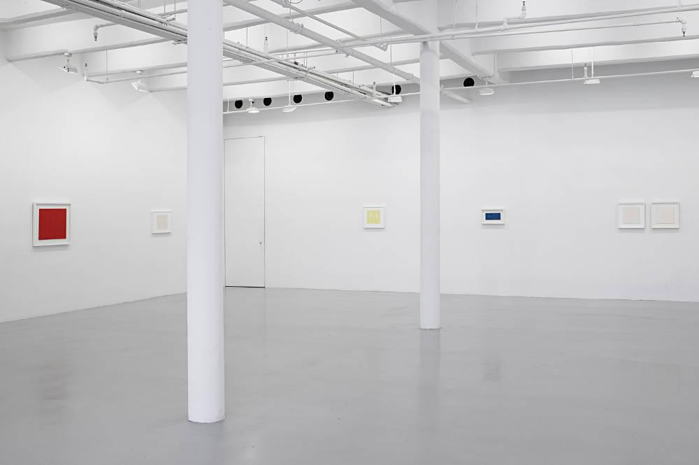 Lisson Gallery New York Antonio Calderara 2