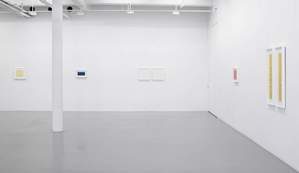 Lisson Gallery New York Antonio Calderara 3